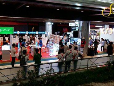 CSC BOOTH @COMMART THAILAND COMTECH 2015