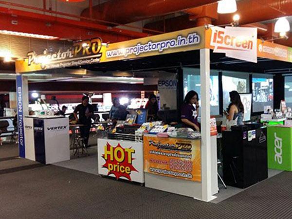 COMMART THAILAND (NEXTGEN) 2015 Booth