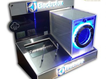 ELECTROLUX WASHING MACHINE DEMO