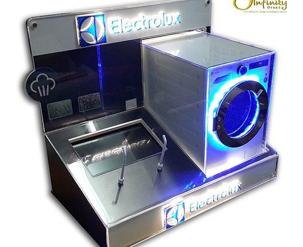 ELECTROLUX WASHING MACHINE DEMO