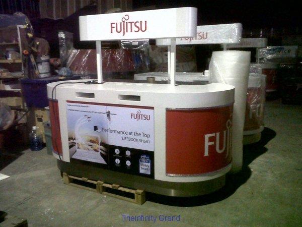 Fujitsu Counter