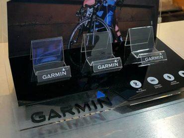 GARMIN'S DISPLAY