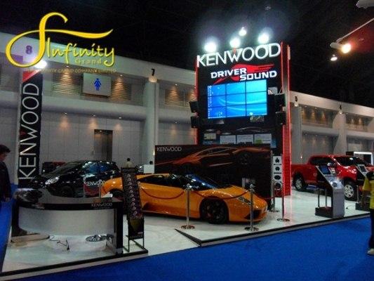 KENWOOD DRIVER SOUND BOOTH@motorshow 33