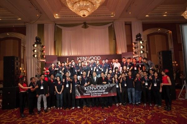 KENWOOD Dealer Conference 2012