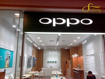 OPPO SHOP @CENTRAL BANGNA FLOOR 5