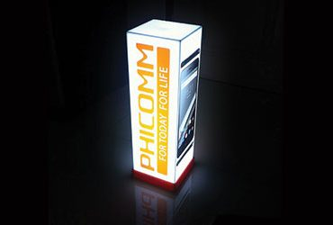 PHICOMM MINI LIGHTBOX