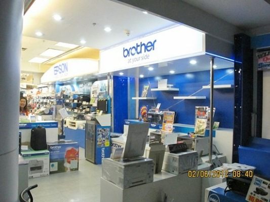 RENOVATE SHOP BROTHER @IT CITY PANTIP PLAZA
