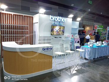 Brother Amarin Baby & Kids Fair #14 @Bitec Bangna