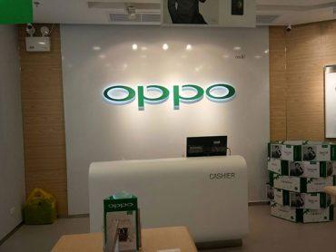 OPPO Shop @Terminal 21