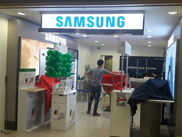 Samsung Shop @Central Plaza Huamark