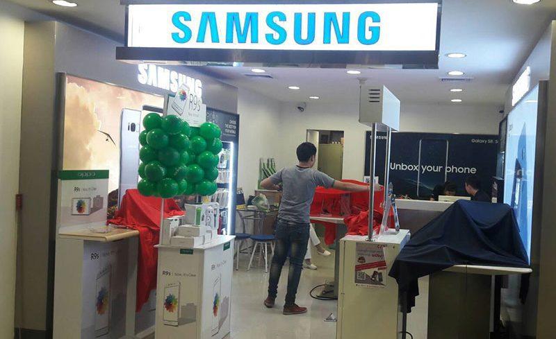 Samsung Shop @Central Plaza Huamark