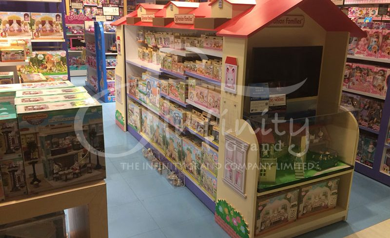 Sylvanian Families Shelf
