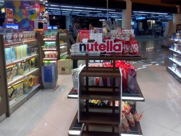 Nutella Tower ดอนเมือง