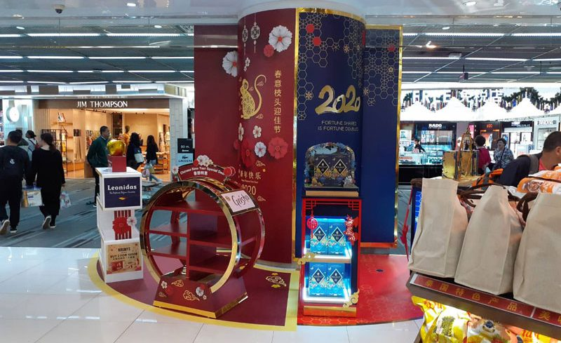 All Brand Chinese New Year @King Power Donmueng