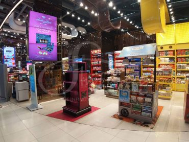 Anthon Berg Chocolate Kiosk @Suvarnabhumi Airport