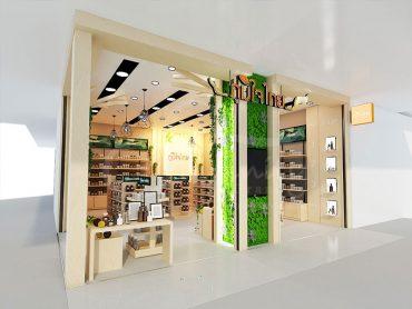 ออกแบบ 3D ร้านภูมิใจไทย สาขา The Mall งามวงศ์วาน