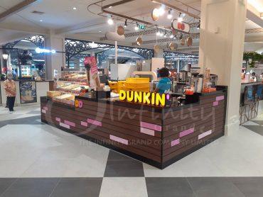 Dunkin's Donut @Fashion Island